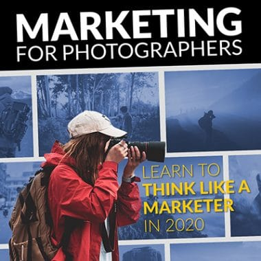 Marketing for Photographers eBook cover by PHLEARN, SmugMug and Flickr
